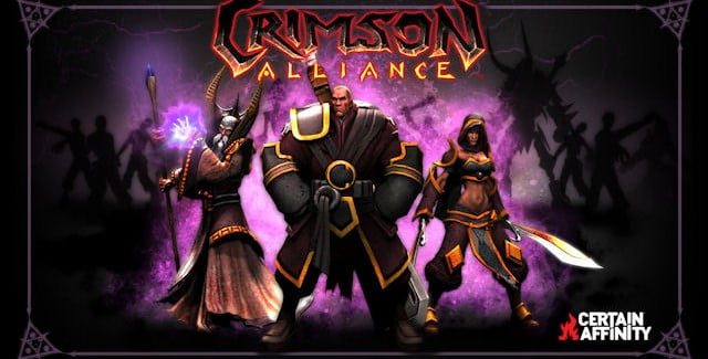 Photo of Crimson Alliance – Vengeance Map Pack (XBLA)