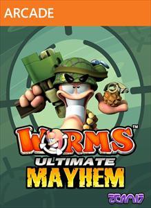 Photo of Worms: Ultimate Mayhem