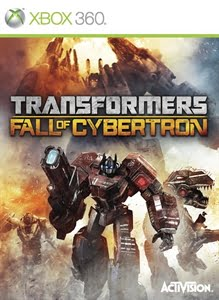 Photo of Transformers: Fall of Cybertron