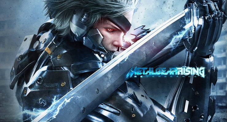 Photo of Metal Gear Rising: Revengeance