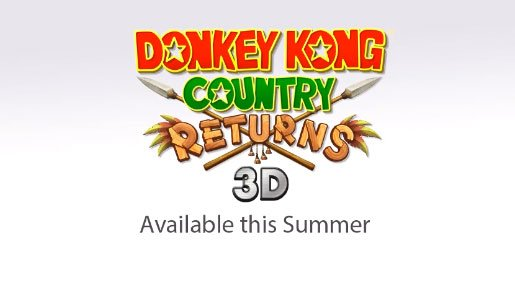 Photo of Donkey Kong Country Returns 3D Announced