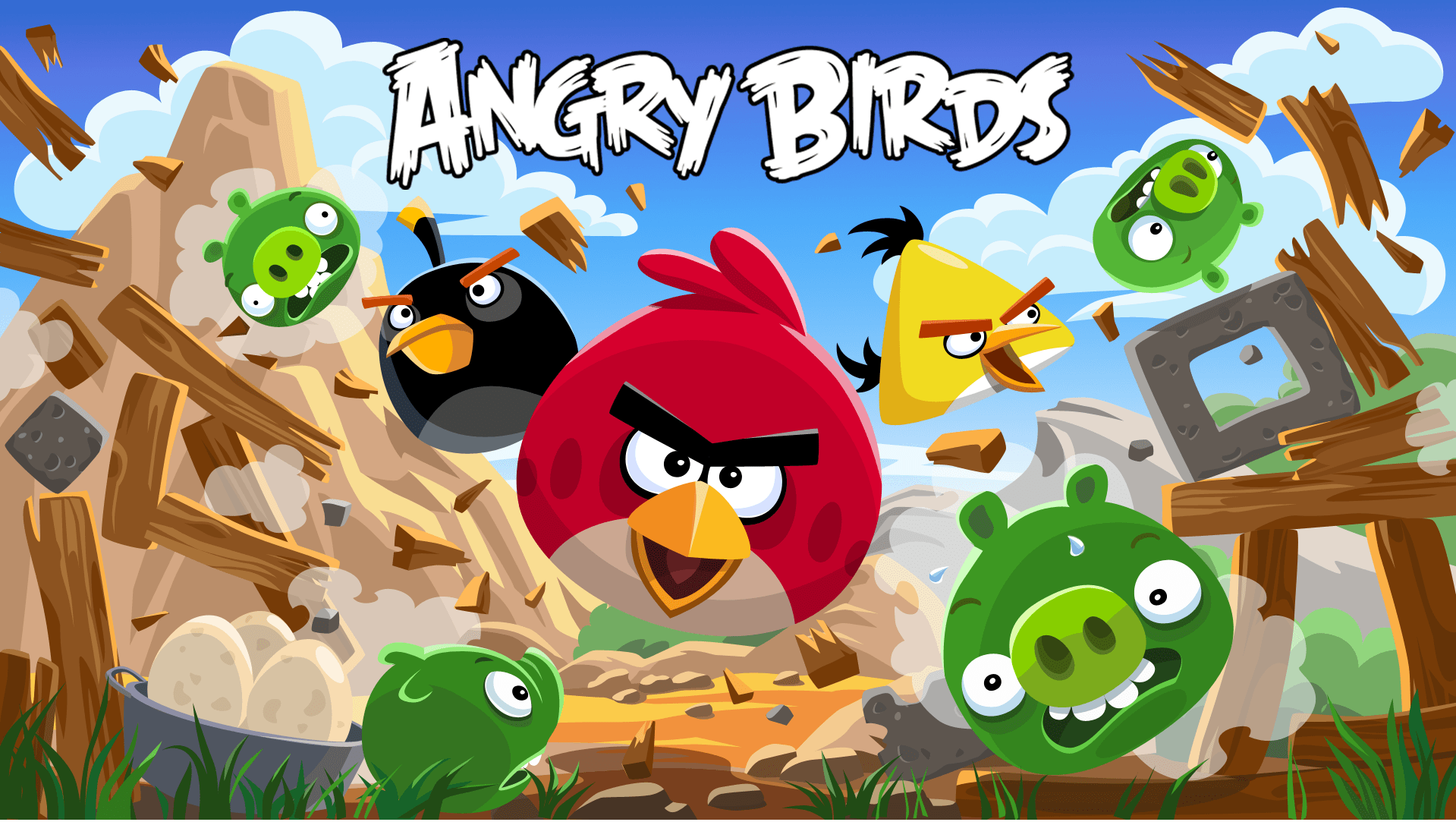 iTunes App of the Week: Angry Birds