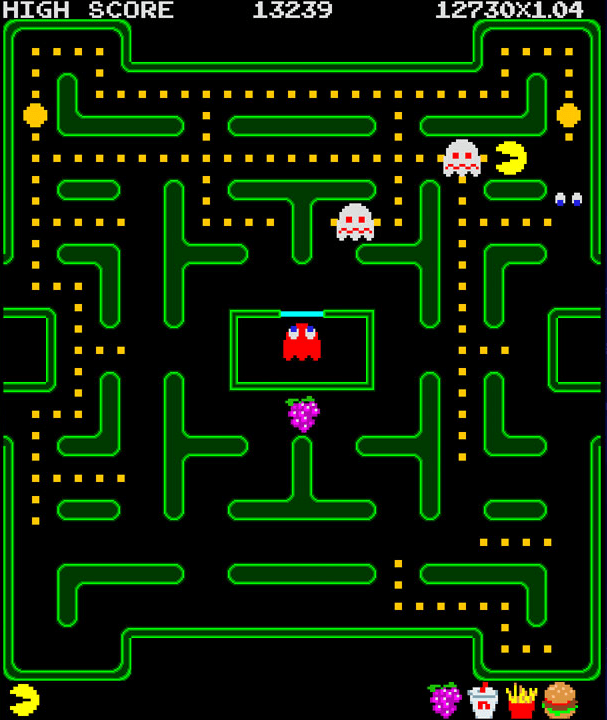 Pac Man Spiel