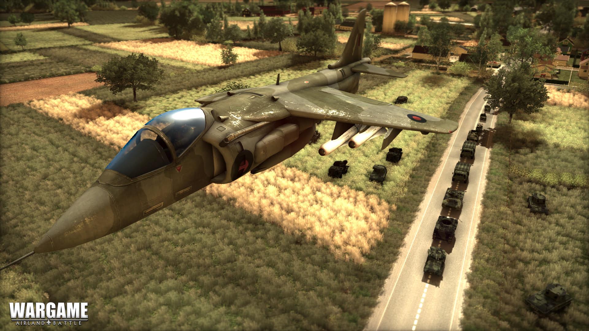wargame airland battle exposes british units via
