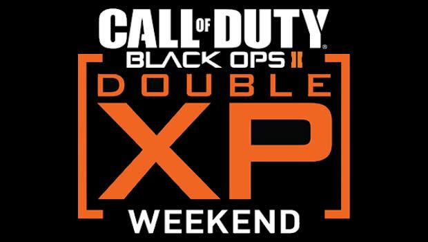 Call of Duty Black Ops II Double XP