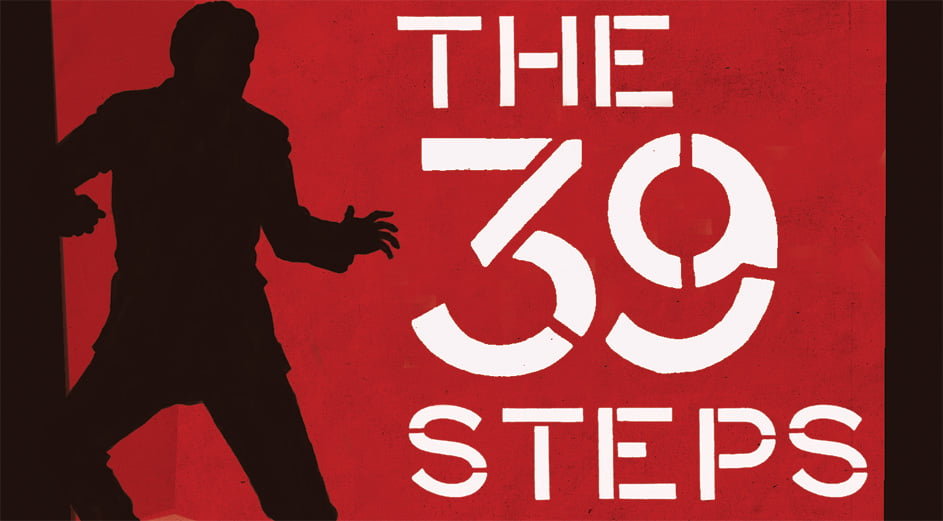 The 39 Steps Logo