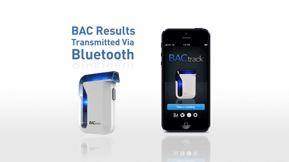 BACtrack Mobile Main