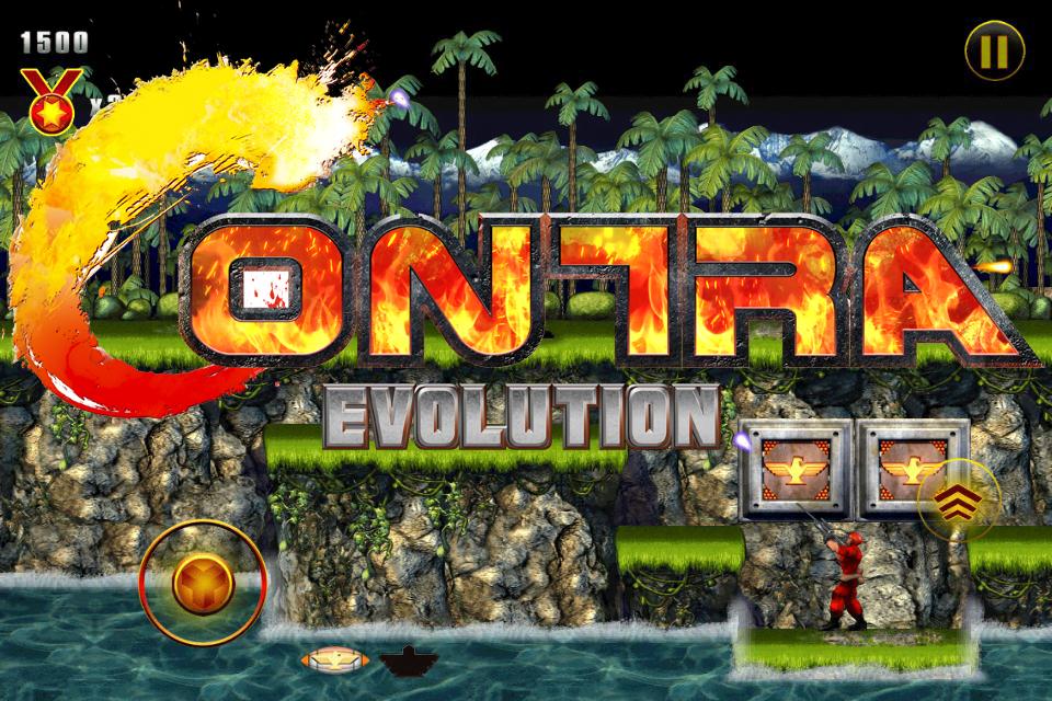 Photo of Contra: Evolution Review