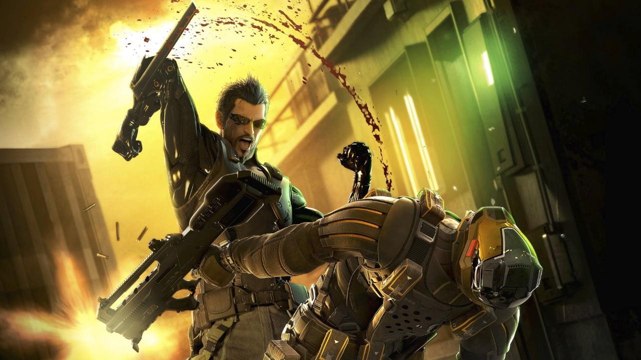 Square Enix Announces Deus Ex: The Fall – GIZORAMA  Square Enix Ann...