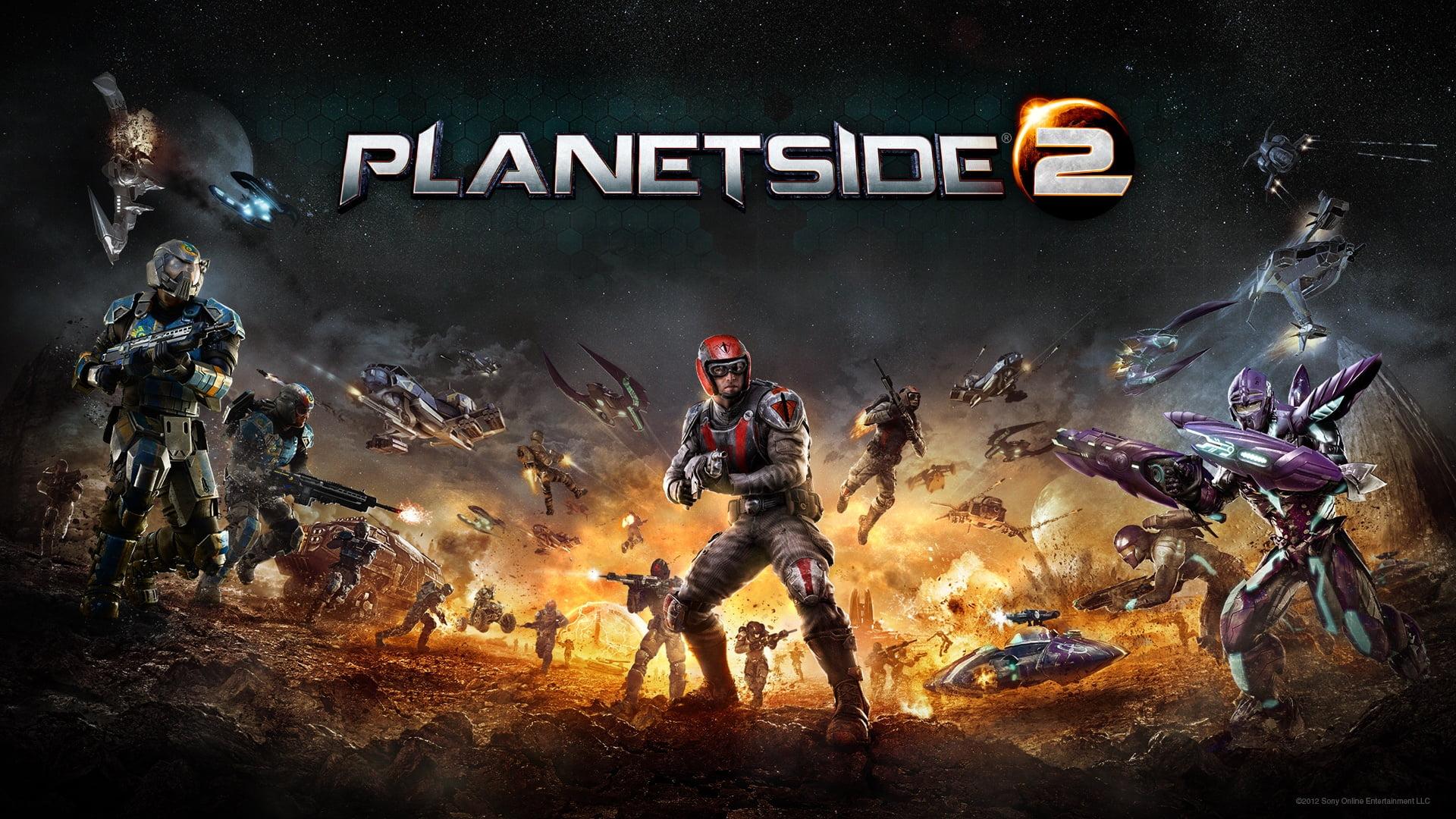 Photo of PlanetSide 2 Review