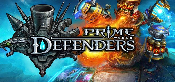 Prime World Defenders Logo