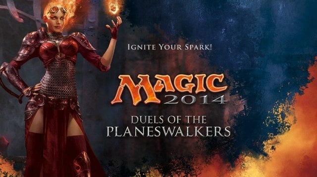 Magic 2014 - Duels of the Planeswalkers Logo