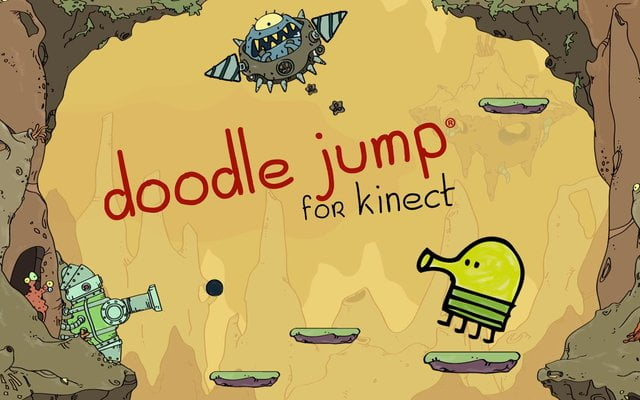 Photo of Doodle Jump for Kinect Review