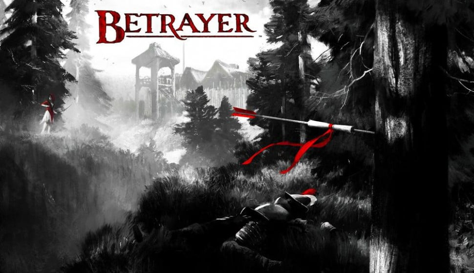Betrayer Preview