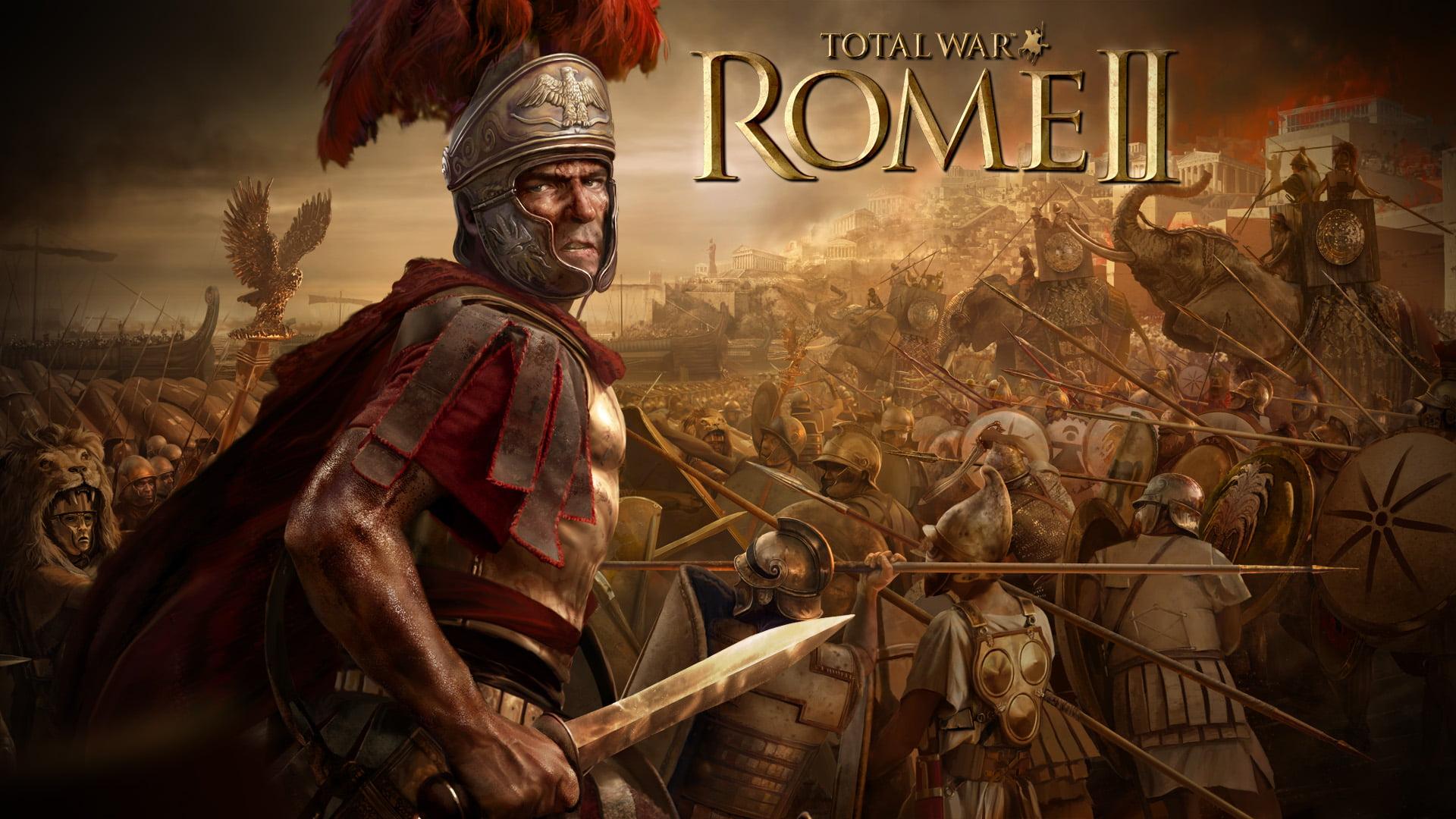 Rome Total War Wallpaper: Total War: Rome II Review