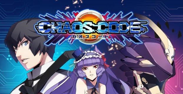 Chaos Code Logo