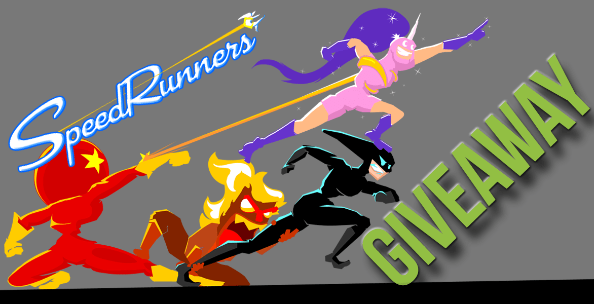 GIZORAMA Giveaway: SpeedRunners