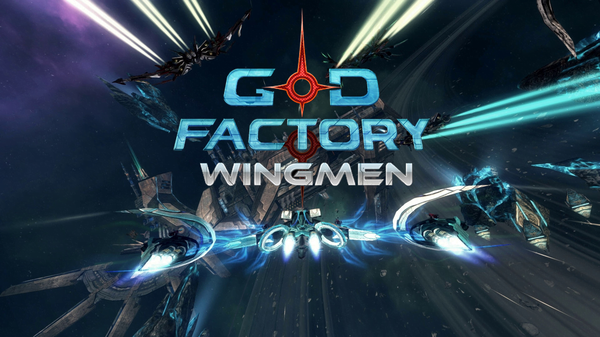 GoD Factory Wingmen Logo