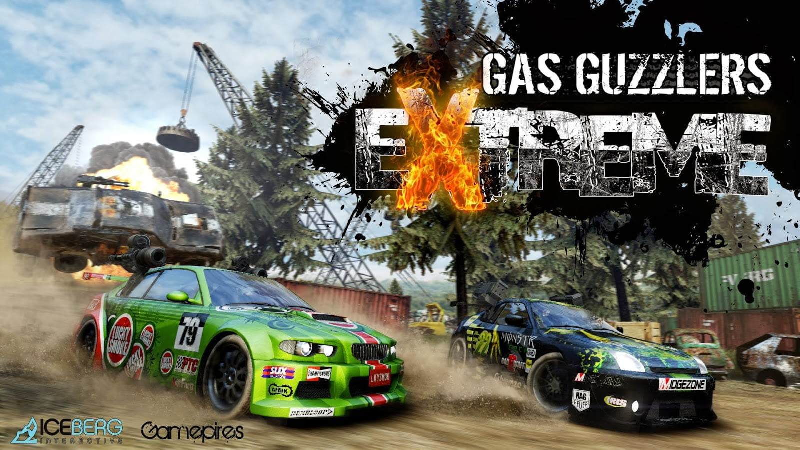 Photo of Gas Guzzlers Extreme Review