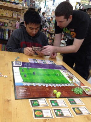 RISK Plants vs Zombies 2