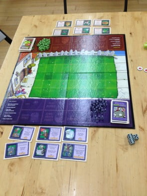 RISK Plants vs Zombies