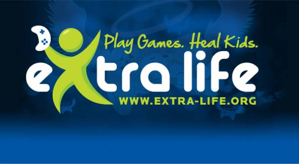 Reminder: Extra-Life 2013 is This Weekend!