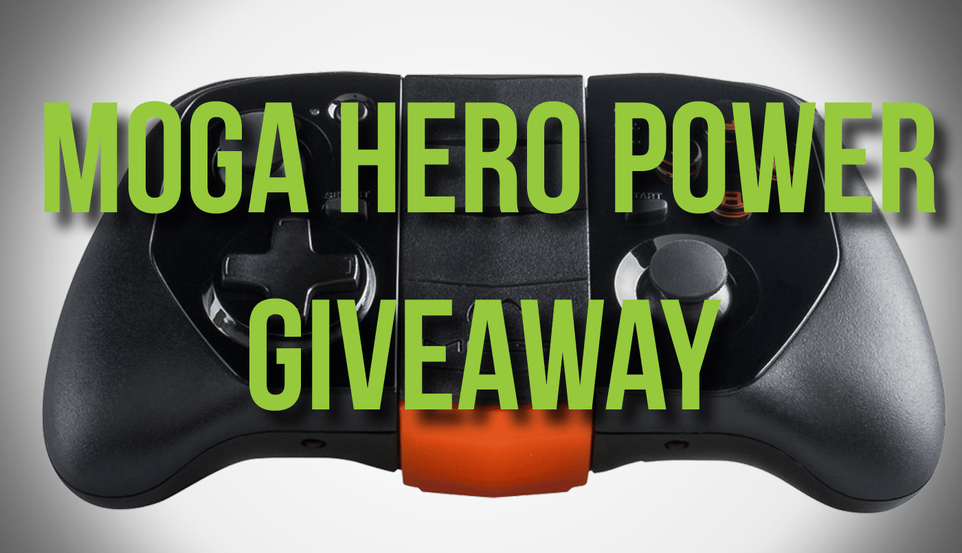 GIZORAMA Giveaway: MOGA Hero Power
