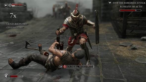 Execution!