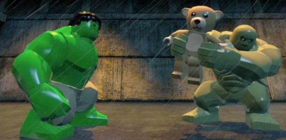 Hulk...smashed?