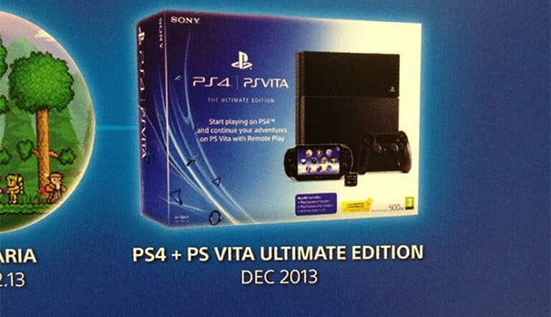 Photo of PlayStation 4 & PlayStation Vita Ultimate Edition Coming to UK in December?