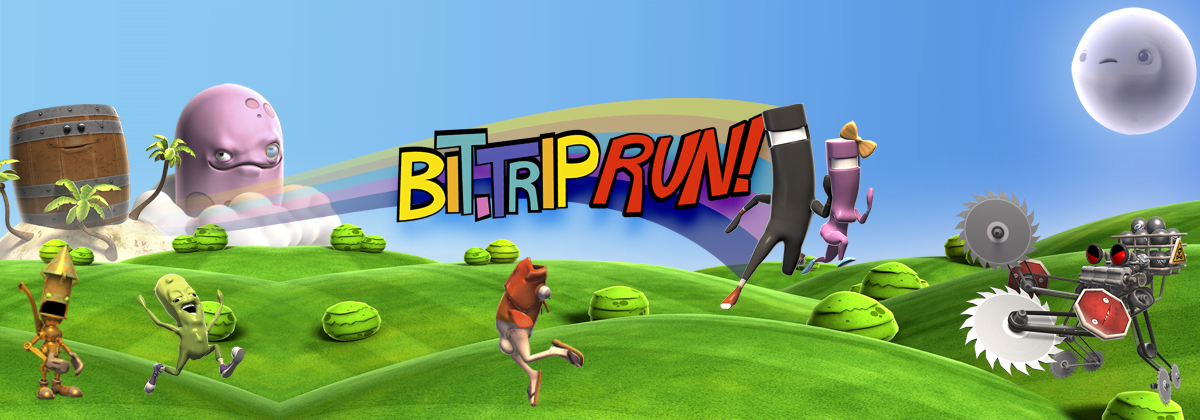Photo of Bit.Trip Run! Review