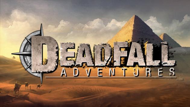 deadfall adventures background mayan - photo #8
