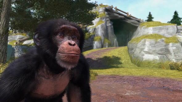 Detailed Chimp