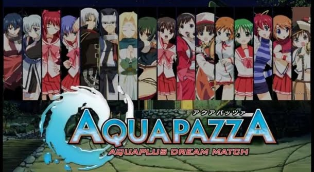 AquaPazza: Aquaplus Dream Match Review