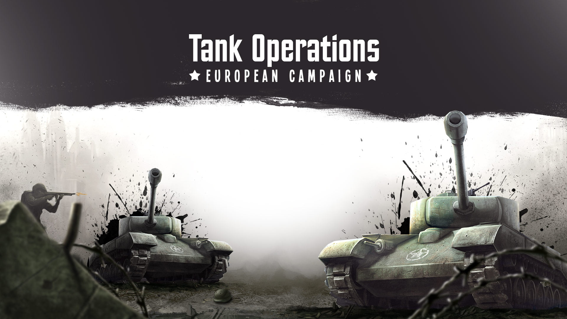 Tank Operations European Campaig Logo