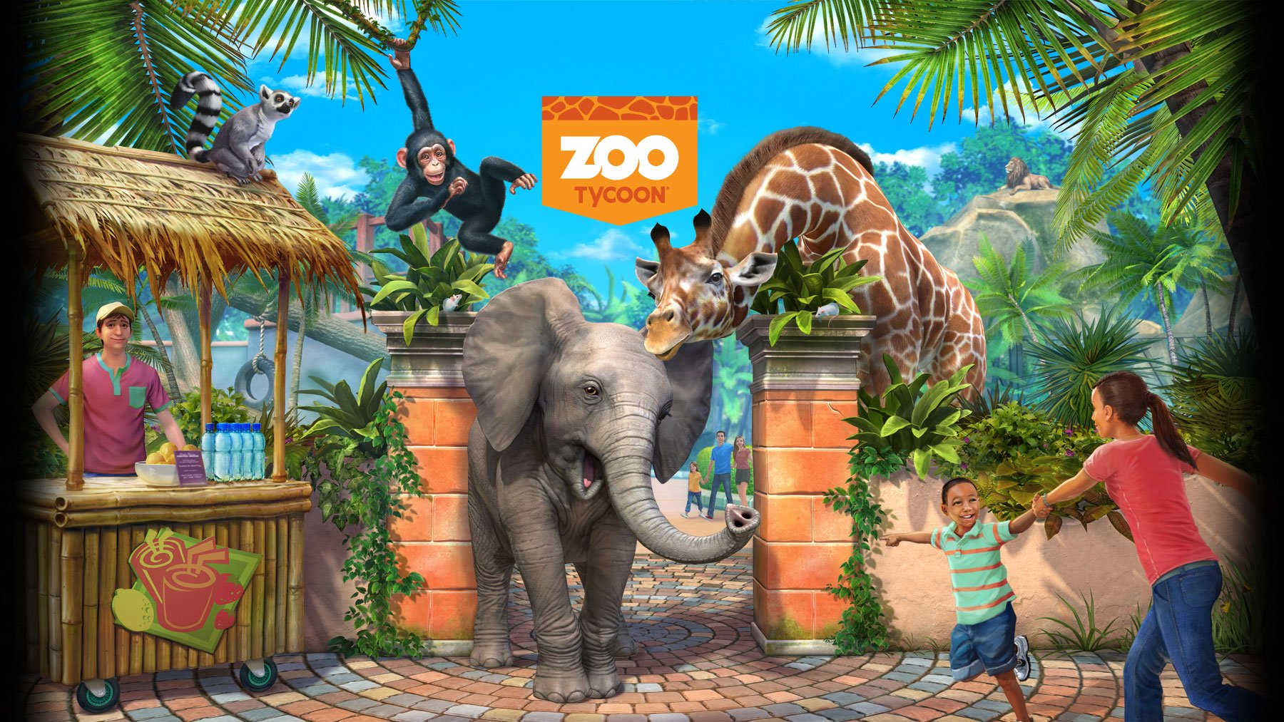 Photo of Zoo Tycoon Review
