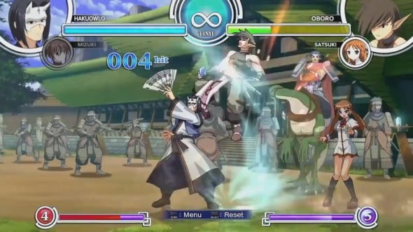 The special assist attacks give gamers another way to start a combo.