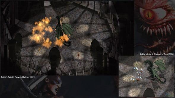 Subtle visual updates keep the games original charm intact.
