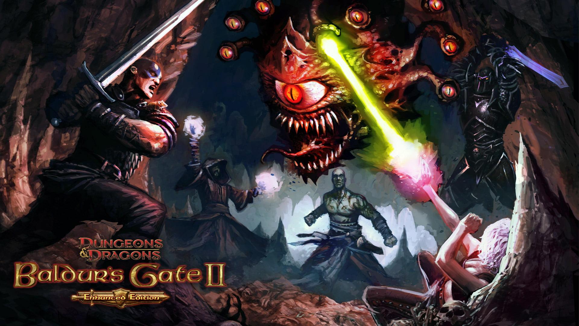 Photo of Baldur's Gate II: Enhanced Edition Review