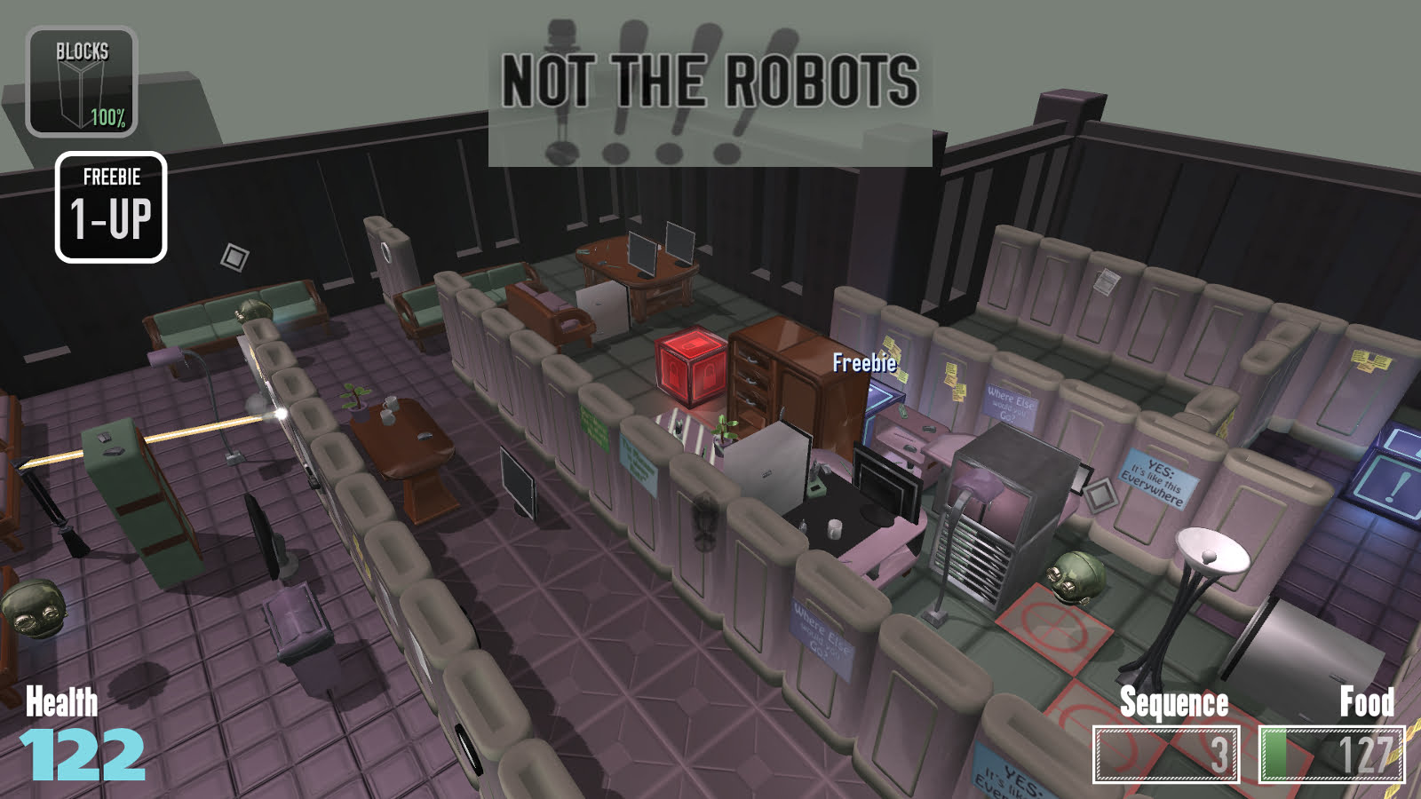Not the Robots Review