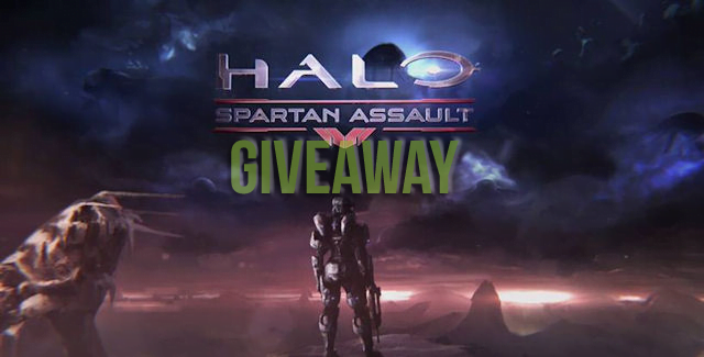 GIZORAMA Giveaway: Halo: Spartan Assault