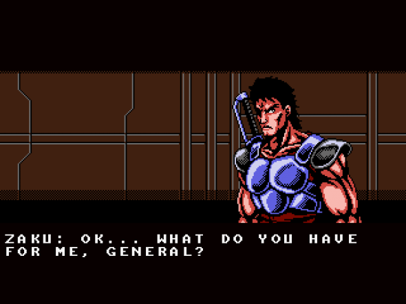 There's a plot, and it's kinda rad, but as opposed to modern games, you're not expected to give a crap!