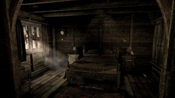The cabin in Serena