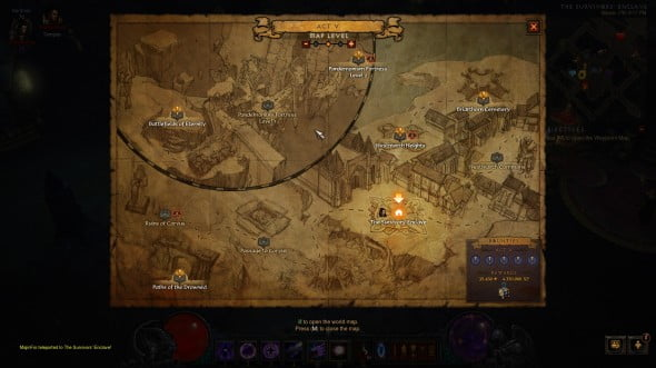 The new adventure mode with bounties brings a real end game to Diablo 3.