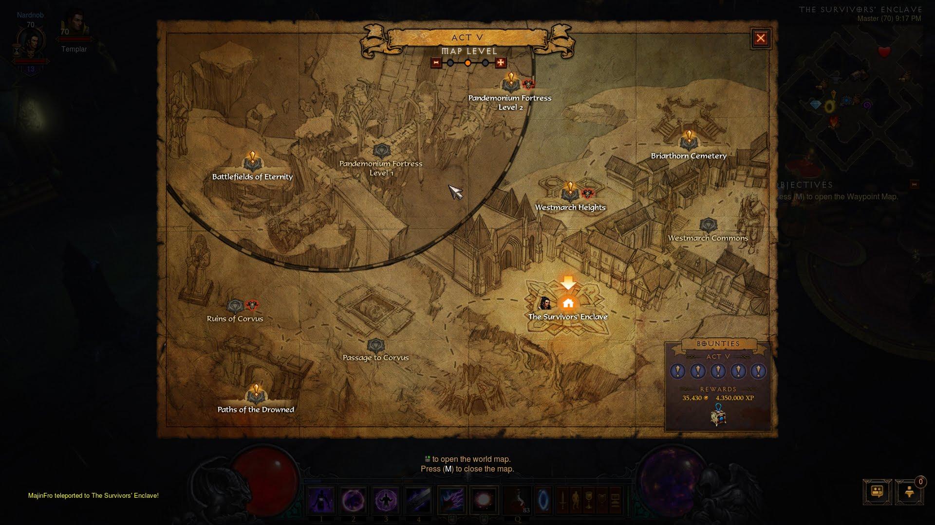 diablo 3 how to complete ulianas set dungeon