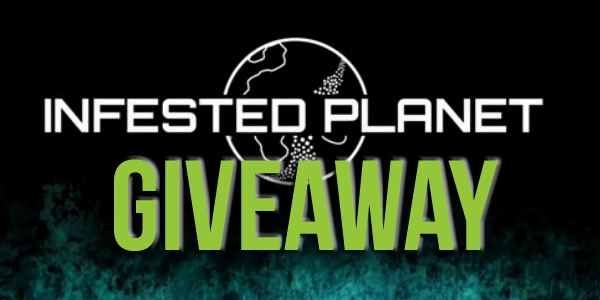 GIZORAMA Giveaway: Infested Planet