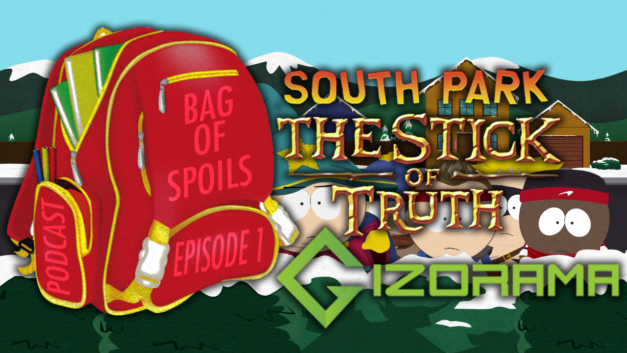 Photo of Bag of Spoils – South Park: The Stick of Truth Spoilercast