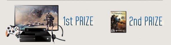 Newegg Titanfall Sweepstakes