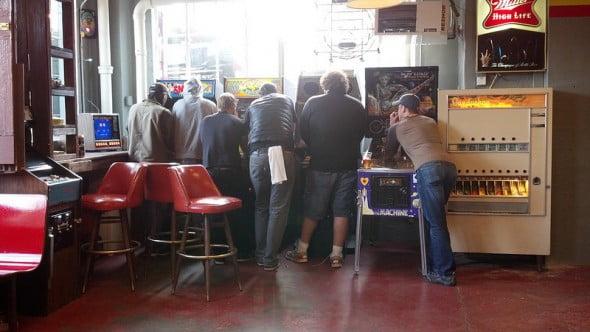 Pinball Tournament at Add-a-Ball