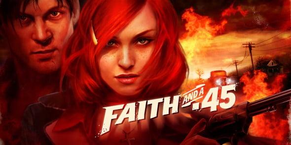 3. Faith and a .45